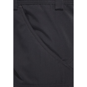 Lundhags Authentic Pantalon Short Femme, black
